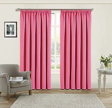 Yorkshire Bedding Thermal Blackout Curtain 90 x 90
