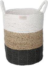 Yoshiko - Bandung Seagrass Storage Basket Large