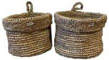 Yoshiko - Medium Jambi Hanging Basket