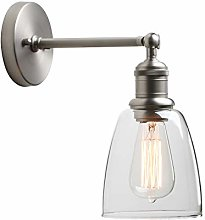 Yosoan Lighting Industrial Loft Bar Sconce Wall