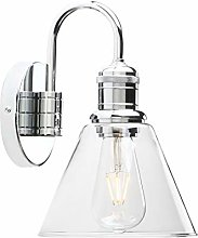 Yosoan Lighting Modern Vintage Industrial Glass