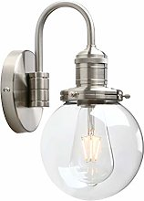 Yosoan Lighting Modern Vintage Industrial Globe