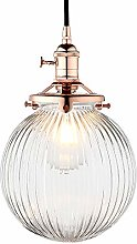 Yosoan Vintage Edison Switch Pendant Light Fiting