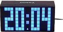 Yosoo 4 Digit Version Digit Jumbo LED Calendar