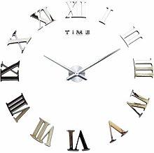 Yosoo NEW Modern Ultra Silent DIY Large Wall Clock