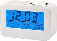 Yosoo Projection Clocks LCD Display Alarm Clock