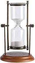 Yosoo Vintage 15 Minute Glass Hourglass Sand Timer