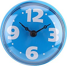 Yosoo Waterproof Shower Clock Round Face Diameter