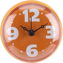 Yosoo Waterproof Shower Clock Round Face Diameter