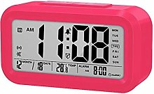 You can decorate a quiet room Talking Clock