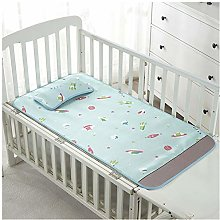 YOUCAI Baby Cooling Mat Bedding Set Cradle Bed