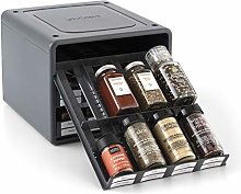 YouCopia SpiceStack Adjustable Spice Rack