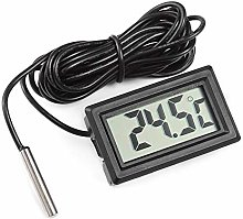 YouFia Mini Battery-Operated Digital Thermometer