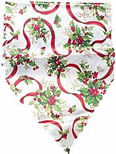YOUHU Coffee Table Table Runner,Christmas Home