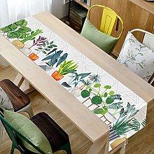 YOUHU Coffee Table Table Runner,Modern Creative
