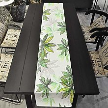 YOUHU Coffee Table Table Runner,Vintage Creative
