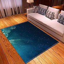 YOUHU Living Room Non Slip Area Rugs,Modern Carpet
