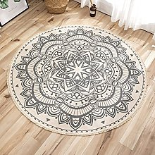 YOUHU Moroccan Rugs For Living Room,Bohemian