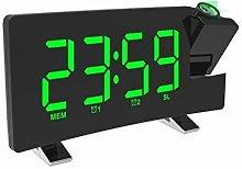 YOUKUKE Alarm Clocks, LED Digital Alarm Clock,