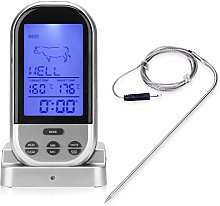 YOUKUKE Wireless Meat Thermometer, BBq Thermometer