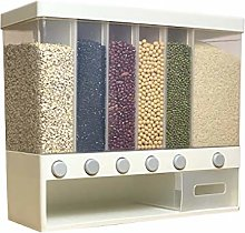 Younoo Wall-Mounted Cereal and Food Dispenser for