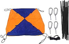 Your's Bath Inflatable Boat Tent for 4-5
