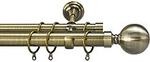 Your Home Online Designer Metal Double Curtain