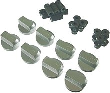 Yourspares 8 x Fits Panasonic, Rosieres, Scholtes
