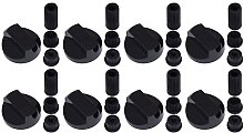 Yourspares 8 x Fits Panasonic, Rosieres, Scholtes,