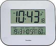 Youshiko Jumbo Large LCD Radio Controlled Wall &
