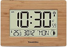 Youshiko Radio Controlled Large Screen LCD Silent