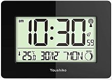 Youshiko Radio Controlled Large Screen LCD Silent