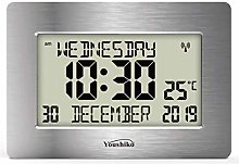 Youshiko Radio Controlled Silent Large LCD Wall