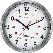 Youshiko Radio Controlled Wall Clock (Official UK