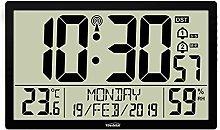Youshiko XXL 11.5cm Time Digits Jumbo LCD Radio