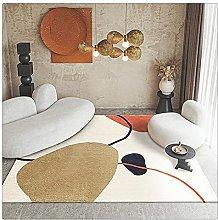 Yousiju Rug Bedroom Floor Mat Room Carpet Living