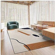 Yousiju Rug Lamb Wool Carpet Living Room Sofa