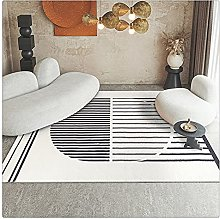 Yousiju Rug Living Room Carpet Coffee Table