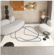Yousiju Rug Living Room Carpet Home Coffee Table