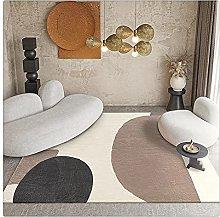 Yousiju Rug Thick Carpet Bedroom Full Room Bedside