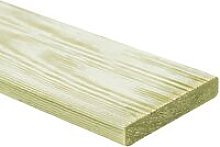 Youthup - 50 pcs Decking Boards 150x12 cm Wood