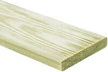 Youthup - 90 pcs Decking Boards 150x12 cm Wood