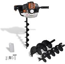 Youthup - Auger Ground Drill Orange