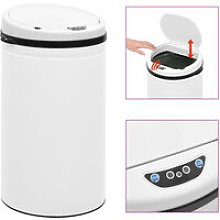 Youthup - Automatic Sensor Dustbin 50 L Carbon