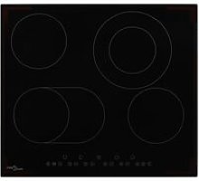Youthup - Ceramic Hob with 4 Burners Touch Control