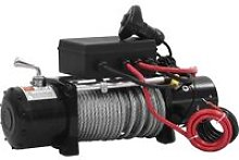 Youthup - Electric Winch 12 V 13000 lbs