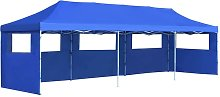 Youthup - Folding Pop-up Party Tent with 5