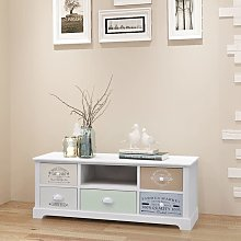 Youthup - French TV Cabinet Wood