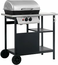 Youthup - Gas BBQ Grill with 3-layer Side Table