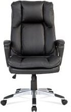 Youthup - High-Back Executive Desk Chair Black PU